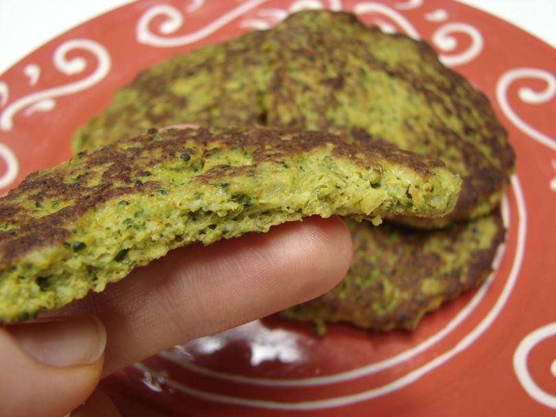 healthy broccoli fritters gaps paleo scd