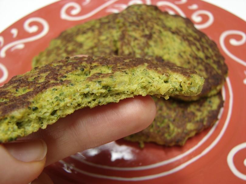 healthy broccoli fritters gaps paleo scd