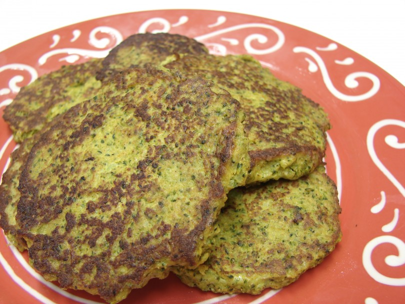 GAPS broccoli fritters scd paleo
