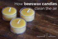 Nature's Air Purifier: How Beeswax Candles Clean Air