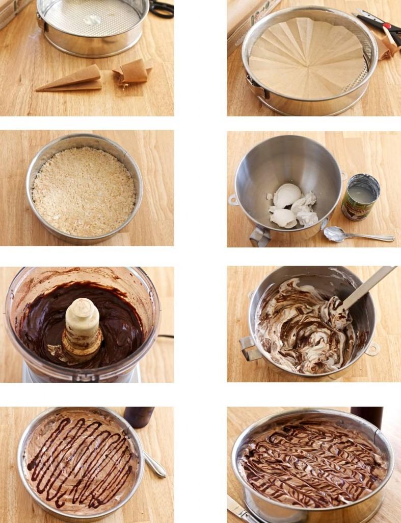 Chocolate pie series