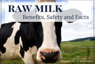 Raw milk: benefits, safety and facts