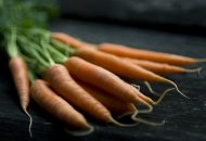 Balance Hormones with a Raw Carrot a Day!