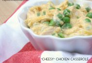 """Cheesy"" Chicken Casserole"
