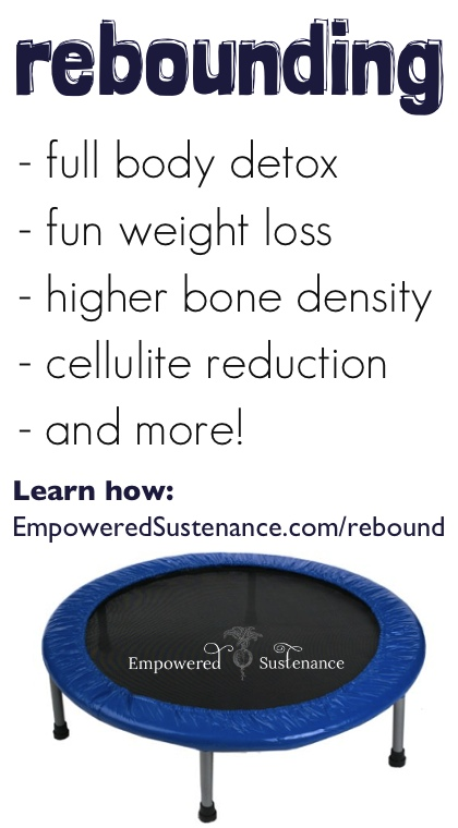 rebounding may be the most idea exercise. Here's how and why you should do it!