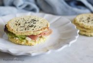 Paleo Sandwich Rounds – Only 3 minute prep!