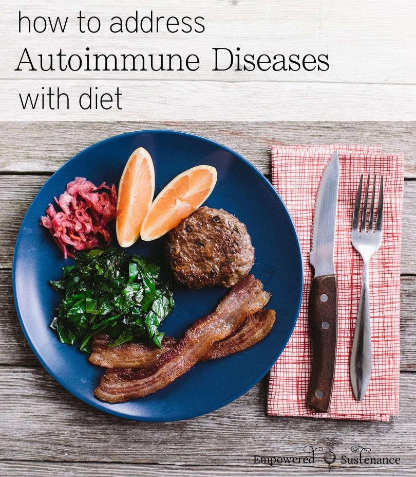 How to use diet to address any autoimmune disease