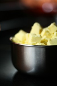 Low Fat Fiasco: 10 Reasons It's Finally Being Exposed As The Awful Nutrition Advice It Really Is! butter in stainless steel bowl