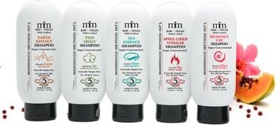small shampoos