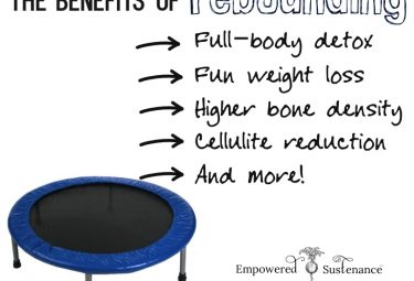the many benefits of rebounding (and how to do it correctly!)