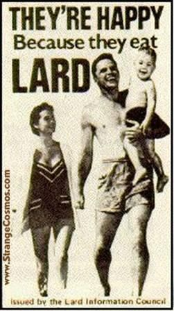 lard is healthy
