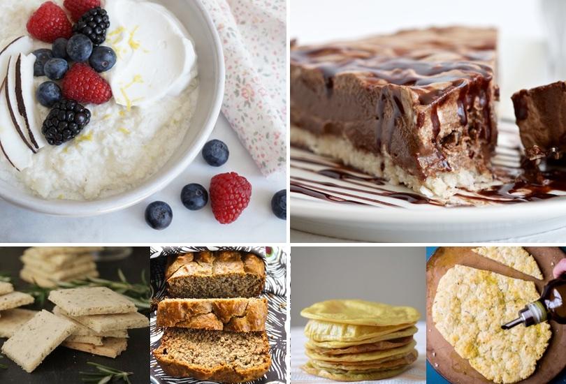 Egg free paleo recipes | Grain free recipes