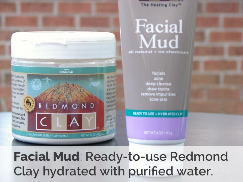 facial mud description