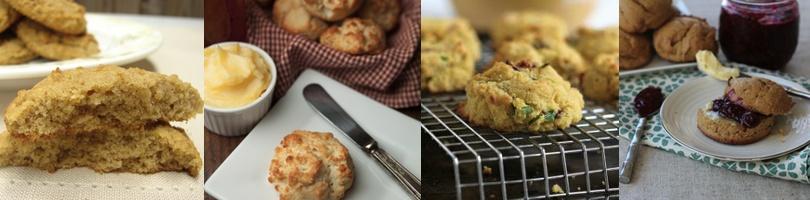 coconut flour recipes biscuits