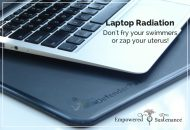 Laptop Radiation: Don't fry your swimmers or zap your uterus!
