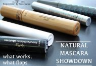 Natural Mascara Showdown: What works, what flops
