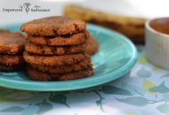 {Autoimmune Paleo} Chewy Banana Spice Cookies