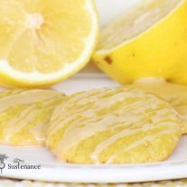 autoimmune paleo lemon cookies