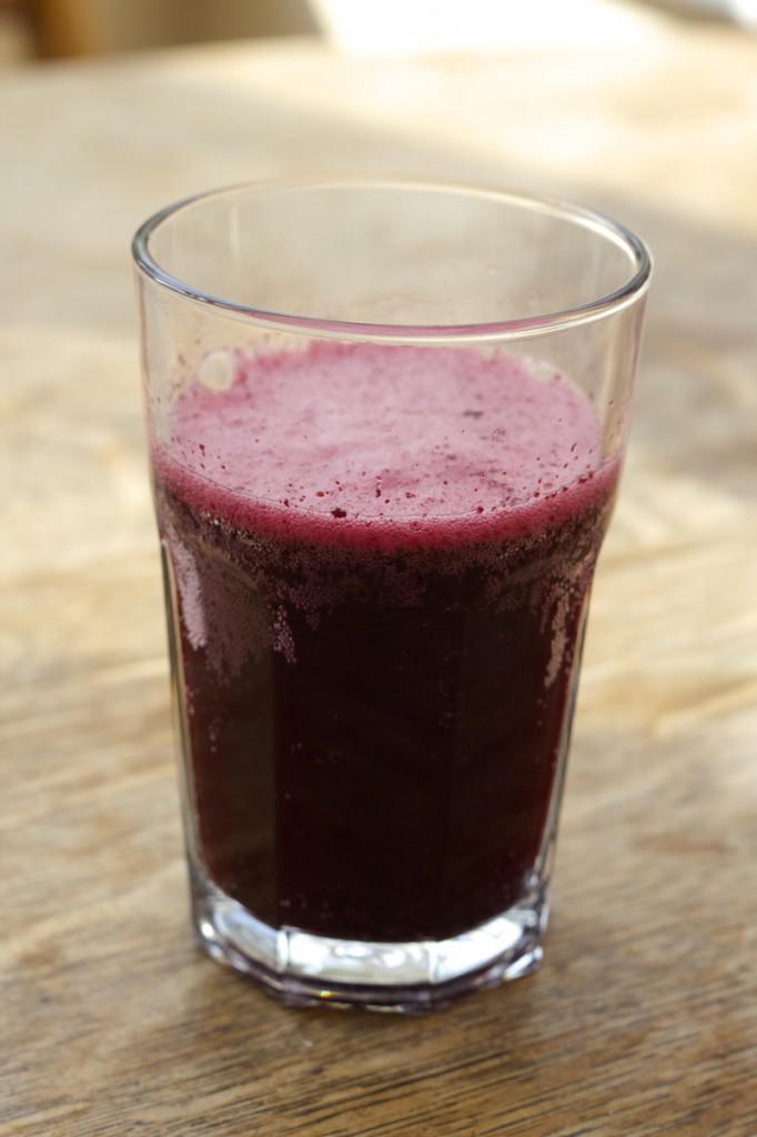 elderberry soda