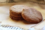 Paleo Shortbread Cookies (With Coconut Flour)