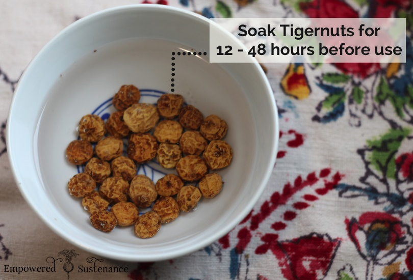 3 incredible nutrition benefits of tigernuts (they're tubers, not nuts!)