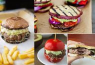 Paleo Hamburger Buns: 10 No-Bread Hamburger Ideas