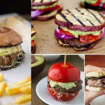 Paleo Hamburger Buns | No bread hamburgers 2