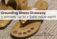 Grounding Shoes Giveaway (No Longer Available)