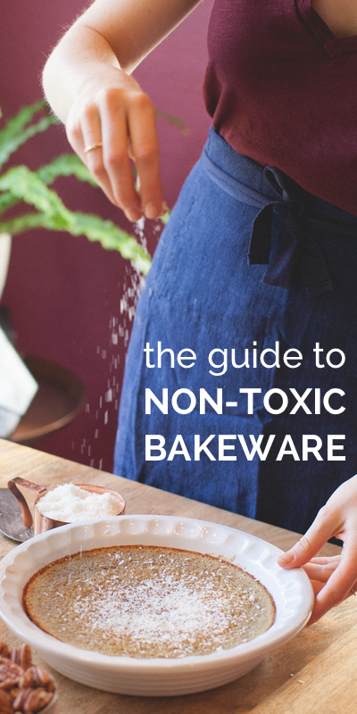 The guide to non-toxic bakeware