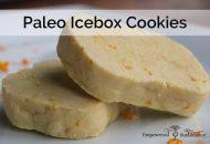 Icebox Cassava Flour Cookies
