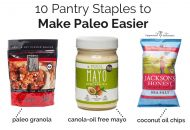 10 Convenience Foods that Make Paleo Easier