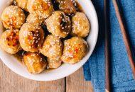 Paleo Honey Sesame Chicken