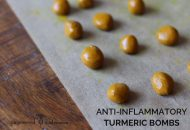 Turmeric Bombs: DIY Turmeric Supplement