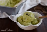 Paleo Mint Chocolate Chip Ice Cream