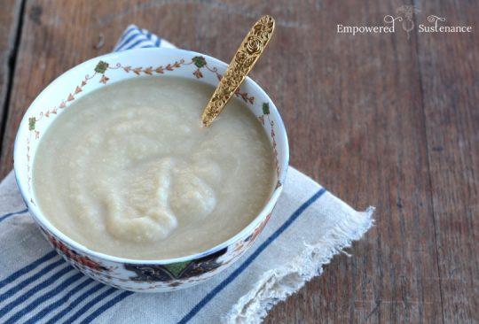 Creamy Grain Free Gravy