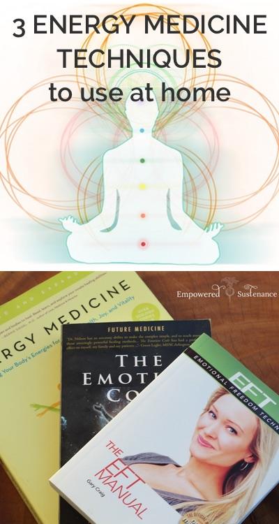 energy medicine techniques