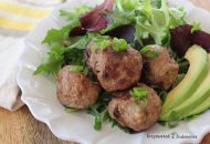 Five Spice Paleo Lamb Meatballs