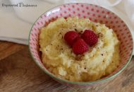 High Protein Paleo Porridge