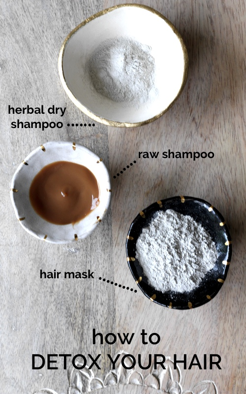 How to detox hair for a healthy scalp and tons of volume
