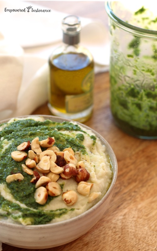 Paleo Savory Porridge, a nourishing way to start the day
