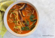 10-Minute Thai Red Curry Soup