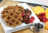 Egg Free Paleo Waffles