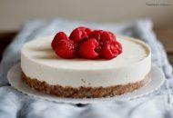 Paleo Lemon Cheesecake Recipe (Nut Free Option)