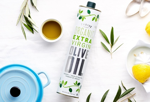 Recommended olive oil | Empowered Sustenance