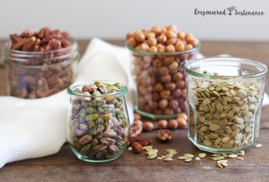 How To Soak and Dehydrate Nuts and Seeds to Improve Nutrition