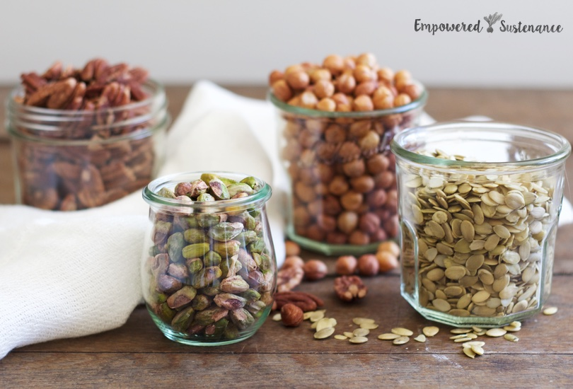 How to soak and dehydrate nuts and seeds