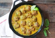 Paleo Thai Curry Meatballs