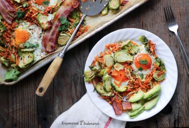 Paleo breakfast bake recipe