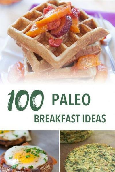 image of paleo breakfast options