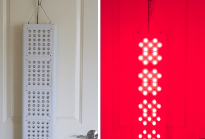 joovv light review -- Red light therapy